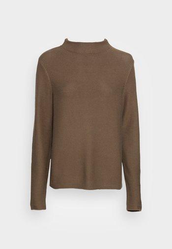 LONGSLEEVE - Jumper - nutshell brown