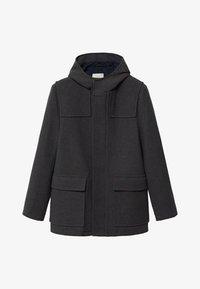 Mango - MEDINA - Classic coat - středně šedá vigore - 6