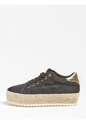 MARILYN - Sneakers basse - schwarz