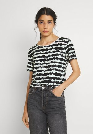 BYRILLO TEE - T-shirt imprimé - black mix
