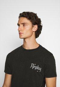 Replay - T-shirt con stampa - blackboard - 3