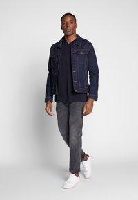 Esprit - Basic T-shirt - navy - 1