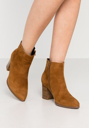 Ankle boots - deer