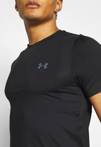 Under Armour - ISO-CHILL RUN 200 - Sports shirt - black - 3