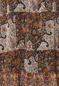 Object - OBJARYA SHORT DRESS - Day dress - sandshell - 2