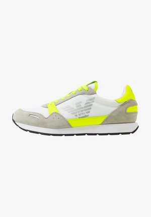 ZONE - Sneakers basse - yellow/grey
