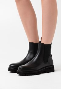 Marc O'Polo - LICIA - Platform ankle boots - black - 0