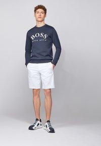 BOSS - SALBO - Sweatshirt - dark blue - 1