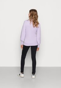 Anna Field MAMA - Jeggings - grey denim - 2