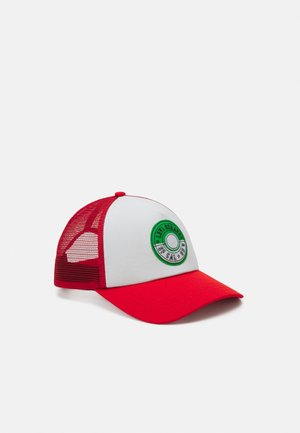 POKEMON TRUCKER HAT UNISEX - Lippalakki - regular red