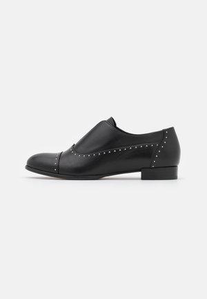EMMO - Nazouvací boty - noir