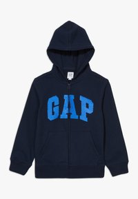 GAP - BOY FLIPPY ARCH  - Zip-up hoodie - blue galaxy - 0