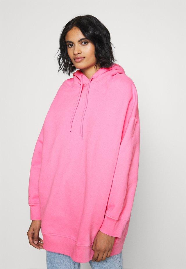 BAE HOODIE UNIQUE - Bluza z kapturem - pink