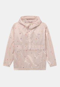 TINYCOTTONS - ICE CREAM DOTS - Waterproof jacket - pink - 0