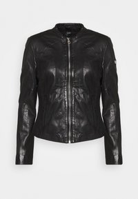 Gipsy - LASTAV - Leather jacket - black - 3