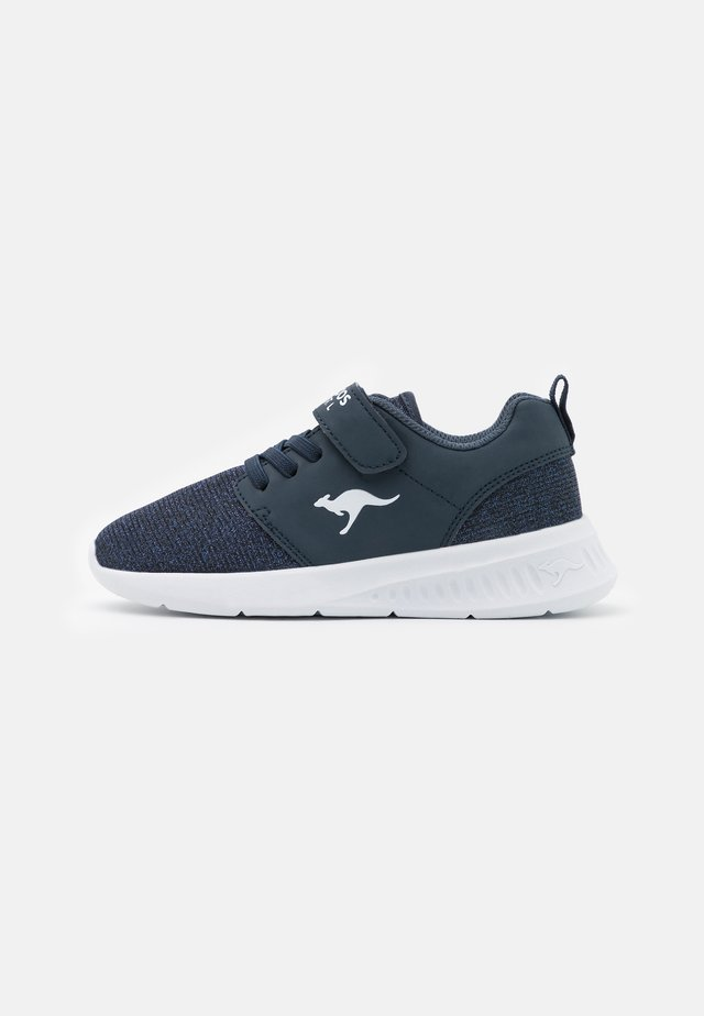 KL-HINU UNISEX - Sneakers laag - dark navy metallic