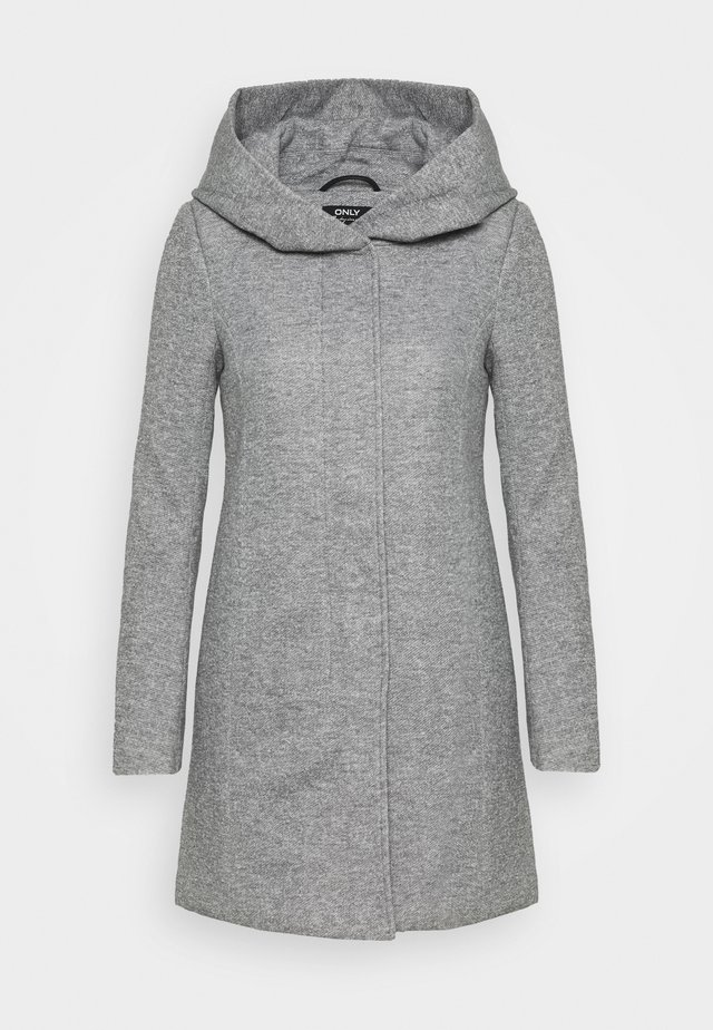 ONLSEDONA LIGHT COAT PETITE  - Short coat - light grey melange