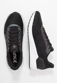 adidas Performance - SOLAR RIDE - Sportovní boty - core black/night metallic/grey six - 1