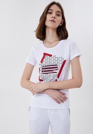 Print T-shirt - bag