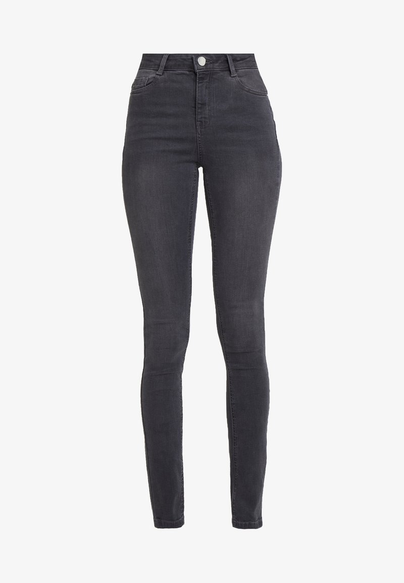 Dorothy Perkins Tall SHAPE AND LIFT - Jeans Skinny Fit - black/schwarz hRVRrf