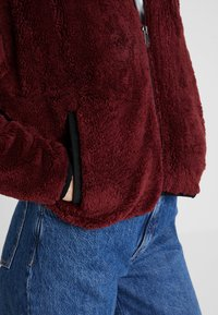 Homeboy - POODLE - Fleece jacket - bordeaux - 5