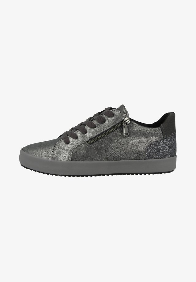 D BLOMIEE A - Baskets basses - anthracite