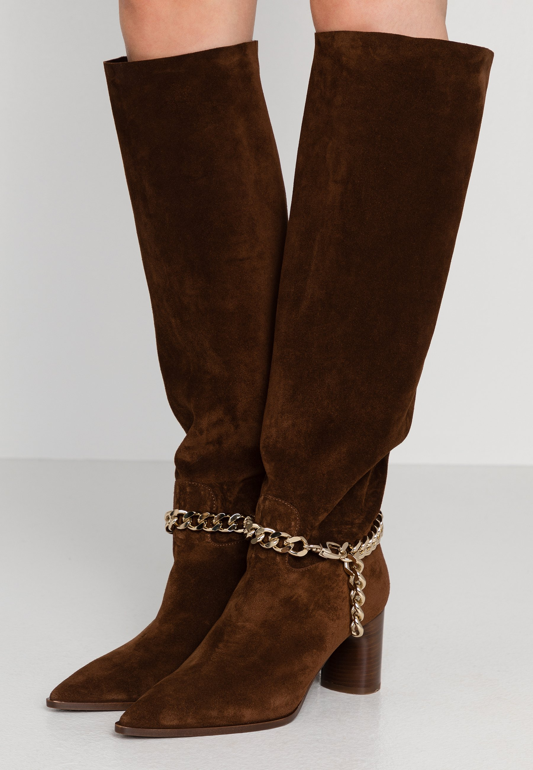 Official Site Women's Shoes Casadei Boots renna sella 1CmOoTpA1