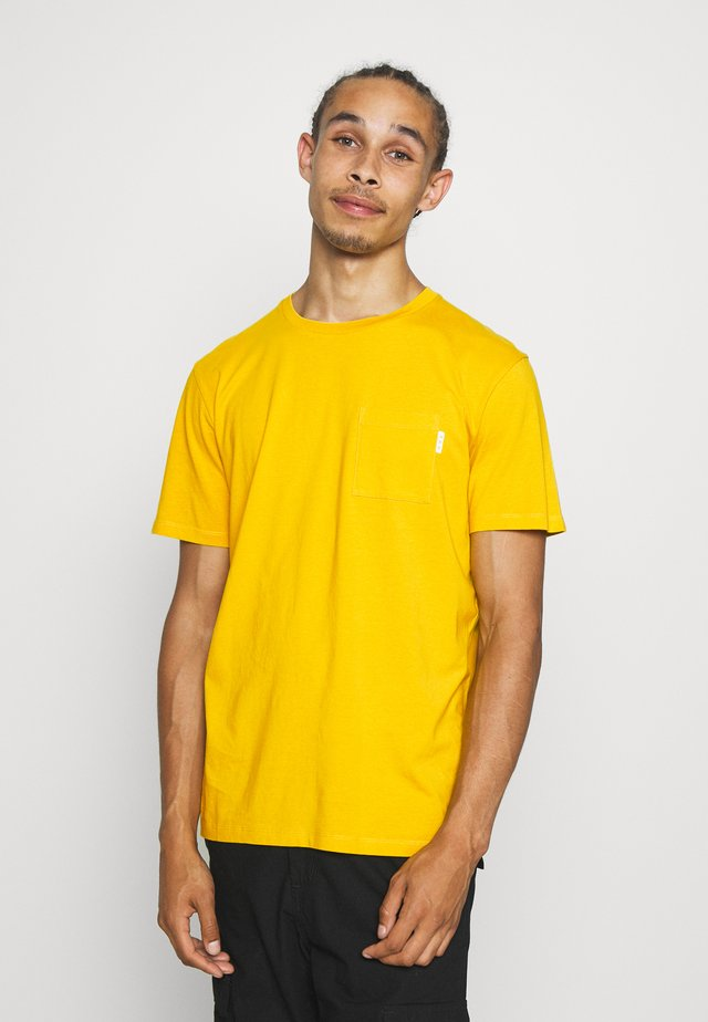 T-shirt - bas - explorer yellow