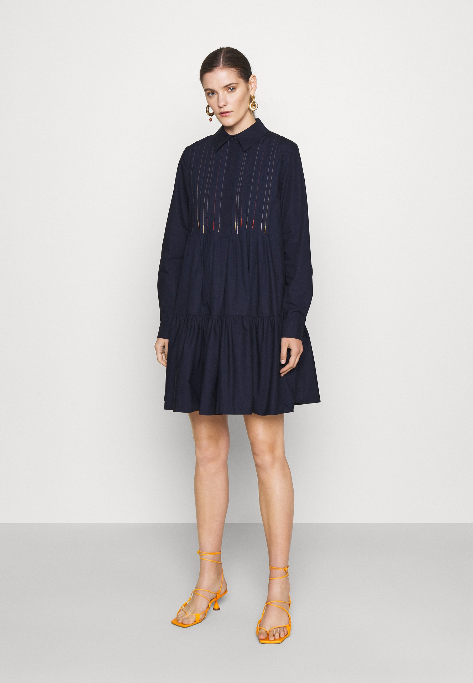 Mujer DILARA DRESS - Vestido camisero