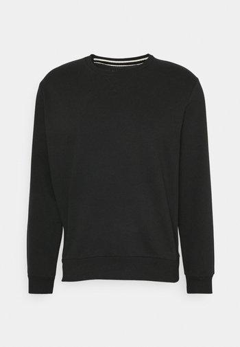 ARTHUR - Sweatshirt - rich navy / optic white