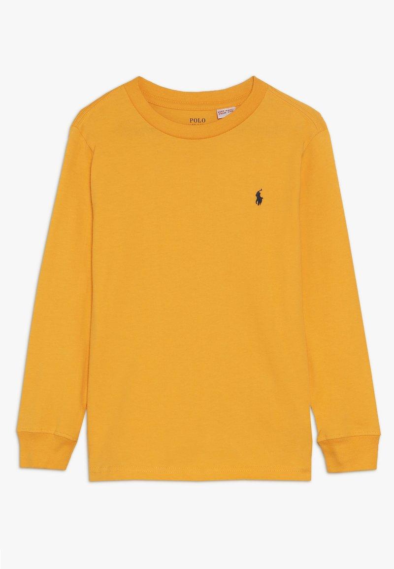 Polo Ralph Lauren - Långärmad tröja - gold bugle
