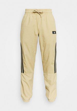 FUTURE ICONS - Spodnie treningowe - beige tone