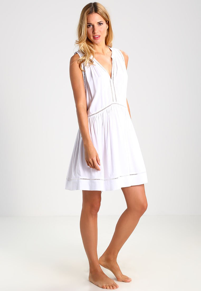 Donna BEACH BASICS LADDER DETAIL DRESS - Accessorio da spiaggia