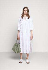 Filippa K - ELAINE DRESS - Denní šaty - white - 1