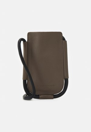 MOBILE POUCH - Obal na telefon - deep taupe