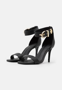 Versace Jeans Couture - Sandały na obcasie - nero - 2