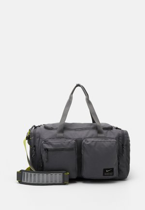 UTILITY POWER DUFF - Sports bag - iron grey/iron grey/enigma stone