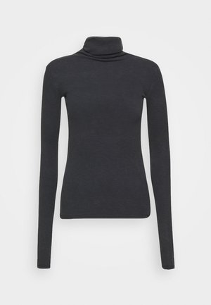 SONICAKE - Long sleeved top - noir vintage