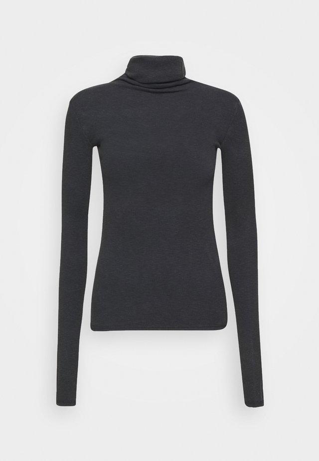 SONICAKE - Langærmede T-shirts - noir vintage