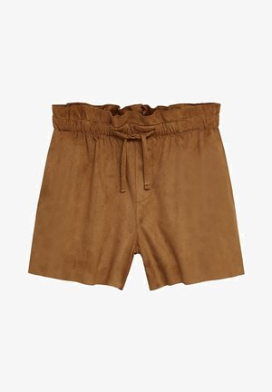 Shorts - tobacco-braun