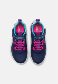 Skechers - DYNAMIGHT 2.0 - Trainers - navy sparkle/multicolor - 3