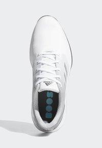 adidas Performance - Golf shoes - white - 3