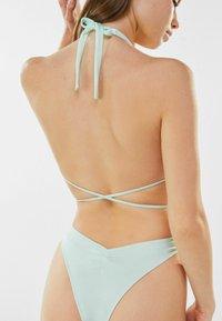 Bershka - Swimsuit - green - 3