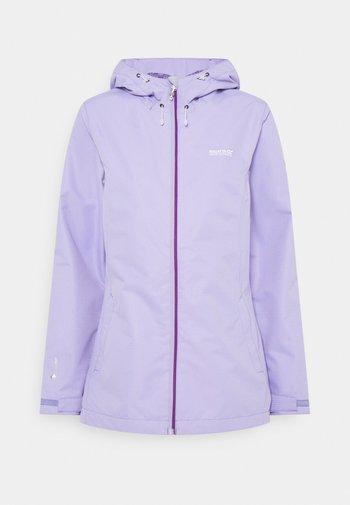 HAMARA  - Waterproof jacket - lilac bloom