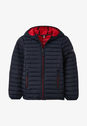 Winter jacket - marineblau
