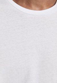 Jack & Jones - 5 PACK - T-shirt basique - white - 4