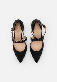 Anna Field - LEATHER - High heels - black - 5