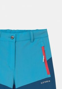 Icepeak - KANO 2-IN-1 UNISEX - Outdoor trousers - aqua - 3