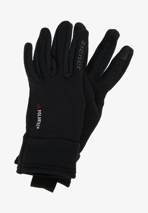 IDIWOOL TOUCH GLOVE MULTISPORT - Rukavice - black