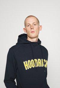 Hoodrich - Hoodie - navy/yellow - 3